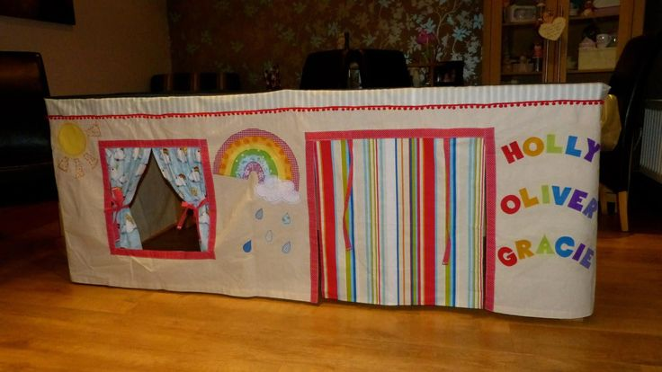 Table Play tent
