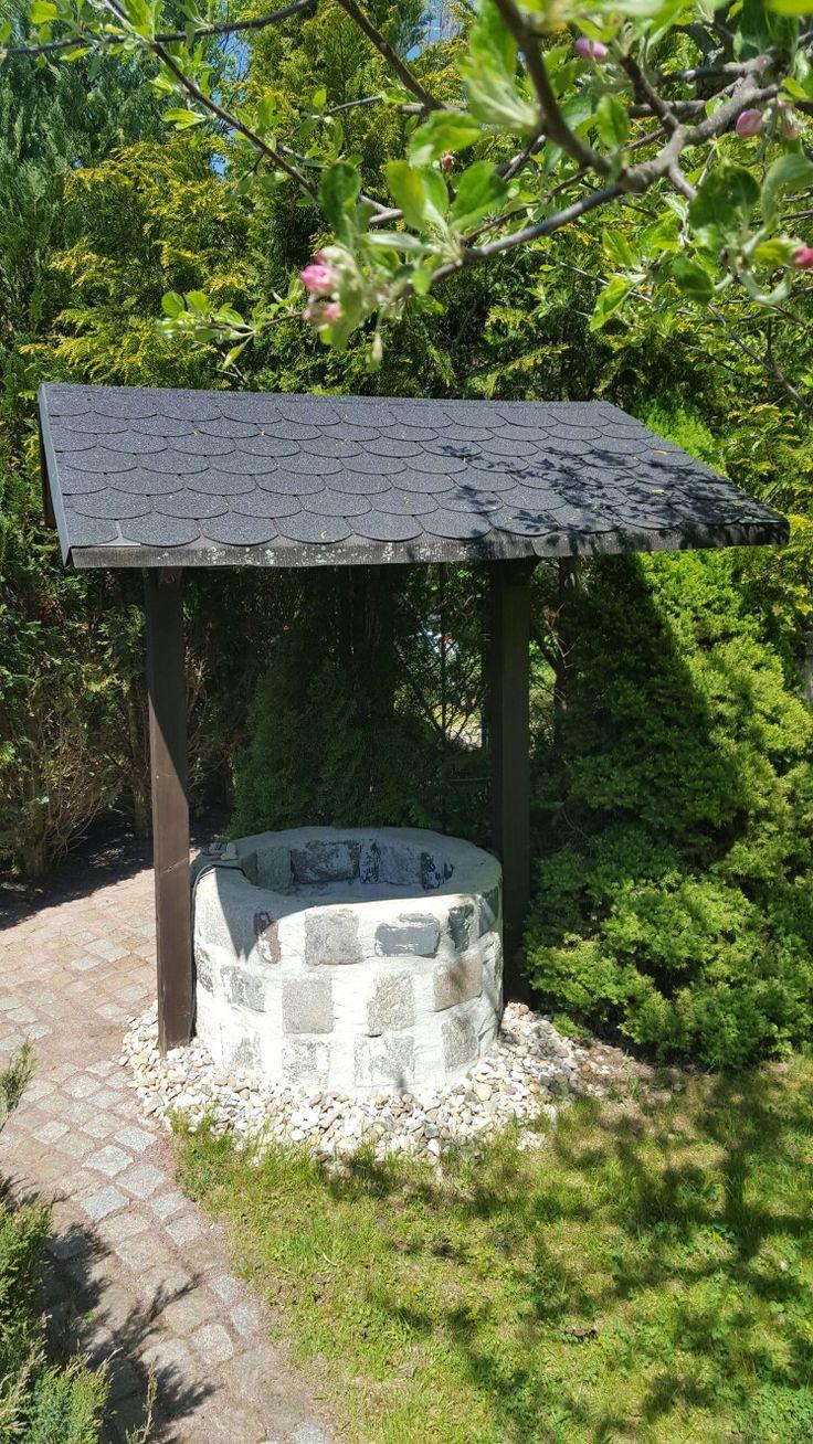 Perfect Unser Brunnen im Garten