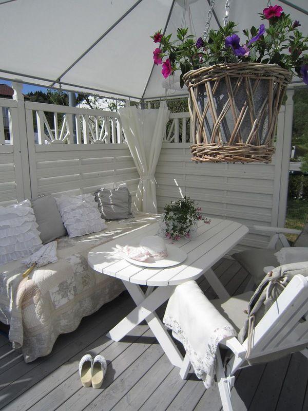 Декор дома Hjerter og Hvite Liljer (сердца и белых лилий). Обсуждение на LiveInternet - Российский Сервис Онлайн-Дневников