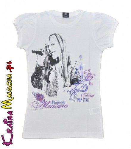 Odzież dziecięca - markowe ubranka Hannah Montana dla dziewczynek - http://markoweubranka.pl/pl/producer/Hannah-Montana/59/1/full