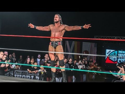Drew Galloway Promises To Be First British WWE Champion