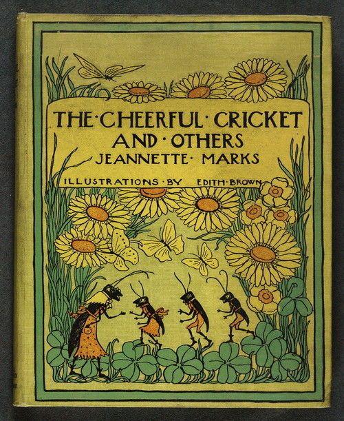 vintage children's book-beautiful illustrations