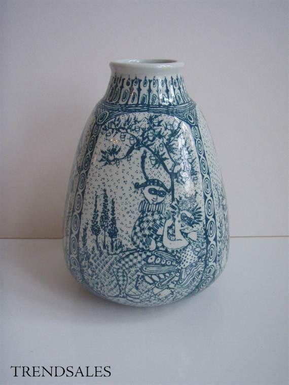 Bjørn Wiinblad - Vase