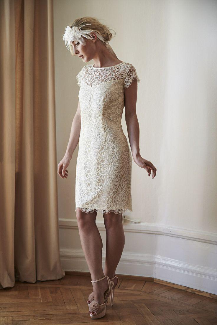 Lovely Zetterberg Couture  If  White dress Dresses