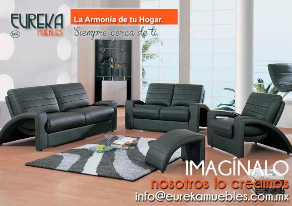 Sala http://www.eurekamuebles.com.mx