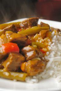 Crockpot recept: Goulash - LoveMyFood
