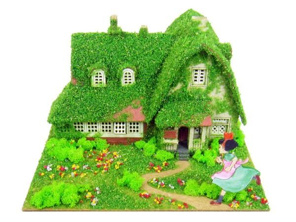 Miniatuart   La Maison de Kiki