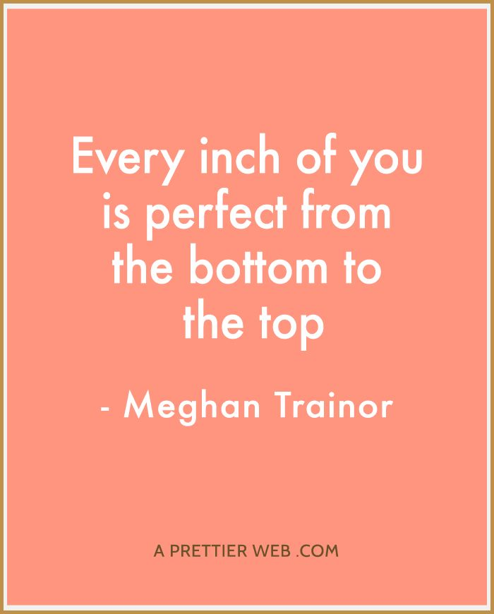 Meghan Trainor #Quote