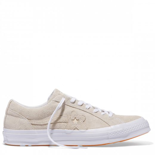 Tyler times Converse equal the Golf Le Fleur*. Limited availability. Get it now. Limited to 1 pair per transaction