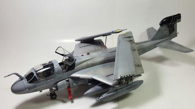 Prowler EA-6E 1/48 Italeri