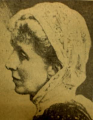 Genealogy profile for Dame Florence Bell