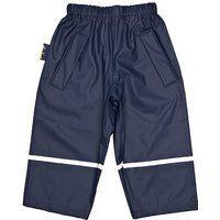 Playshoes Rain Waterproofs - Pantalones para niño