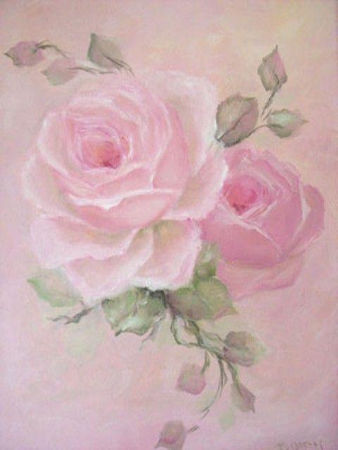 Soft pink r o s e.