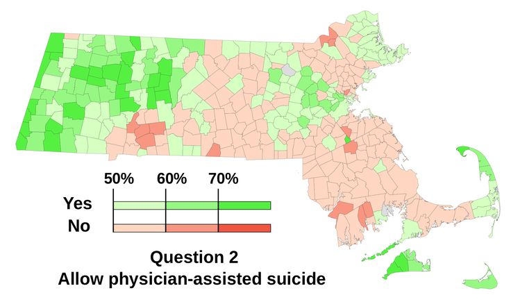 Assisted suicide in the United States - Wikipedia, the free ...