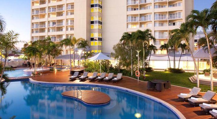 泊ってみたいホテル・HOTEL|オーストラリア>ケアンズ>中心部に位置する豪華な5つ星ホテル>ザ シーベル ケアンズ(Pullman Cairns International)   http://keymac.blogspot.com/2014/11/hotel5-pullman-cairns-international.html?spref=tw