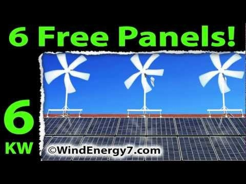 http://WINDENERGY7.com - Small Wind Turbines are our specialty, we invented the Small Wind Turbine Kit.  Small wind turbines are the most productive way to power your home.  If you are in a wind zone 2 or above we recommend a hybrid wind/solar small wind turbine system for your home.    Small wind turbines are wind turbines used for microgeneratio...