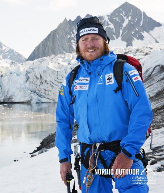 Äventyraren Ola Skinnarmo kommer till Nordic Outdoor för att berätta om sin nya expedition, men också om möjligheten för vanliga resenärer att följa med på äventyrsresor. Ola föreläser på fredag kl. 13, lördag kl. 13 samt söndag kl. 14.