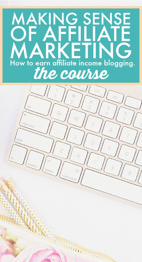 Learn about my favorite course for learning how to make money blogging through affiliate marketing. This is an amazing way to learn about one of the best blog monetization strategies. #afflink