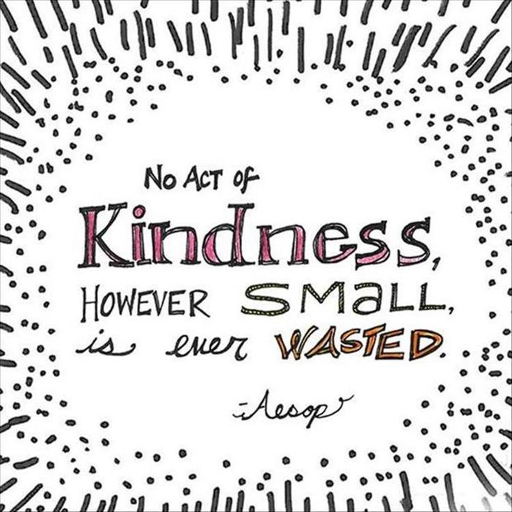 Inspirational Quotes For Kindness Day: 1000+ Act Of Kindness Quotes On Pinterest