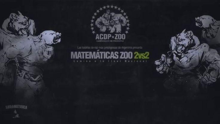 Underdann, Kodigo e Invert - A Cara Perro Zoo 2016 Matematicas 2vs2 Buenos Aires #Freestyle -  Underdann, Kodigo e Invert - A Cara Perro Zoo 2016 Matematicas 2vs2 #Freestyle - http://batallasderap.net/underdann-kodigo-e-invert-a-cara-perro-zoo-2016-matematicas-2vs2-buenos-aires-freestyle/  #rap #hiphop #freestyle