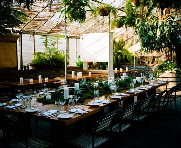 Greenhouse wedding at Terrain at Styer's in Glen Mills, PA