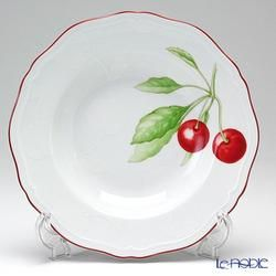 Simple but lovely cherry plate...