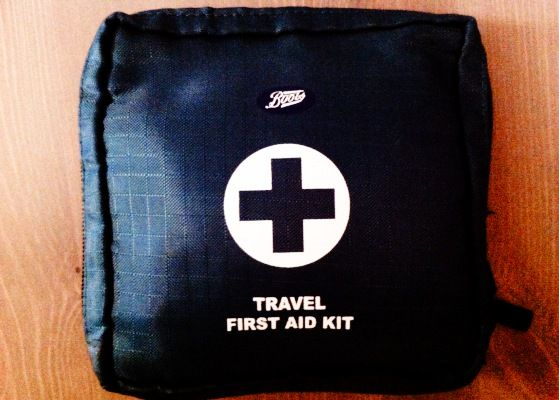 To φαρμακείο του καλού ταξιδιώτη!