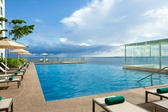 Four Points Sandakan Hotel. found a deal for two nights for 86