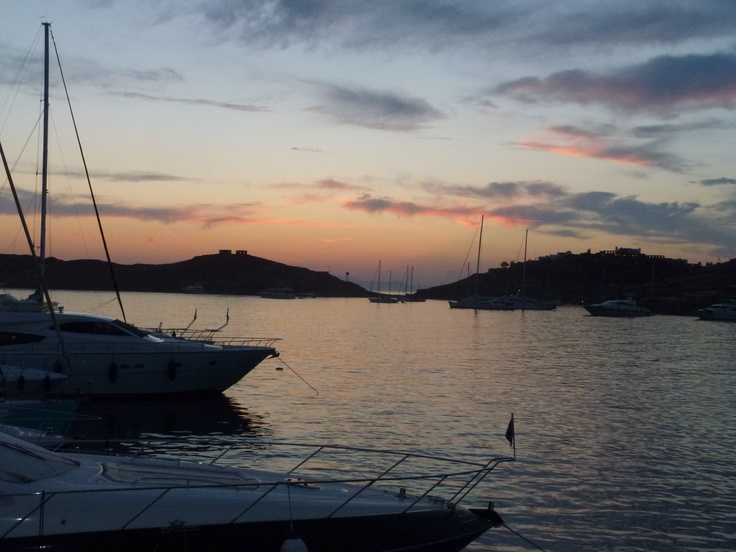 Vourkari, Kea island, Cyclades, Greece