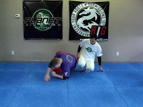 10th Planet Jiu Jitsu: Straight Jacket - YouTube