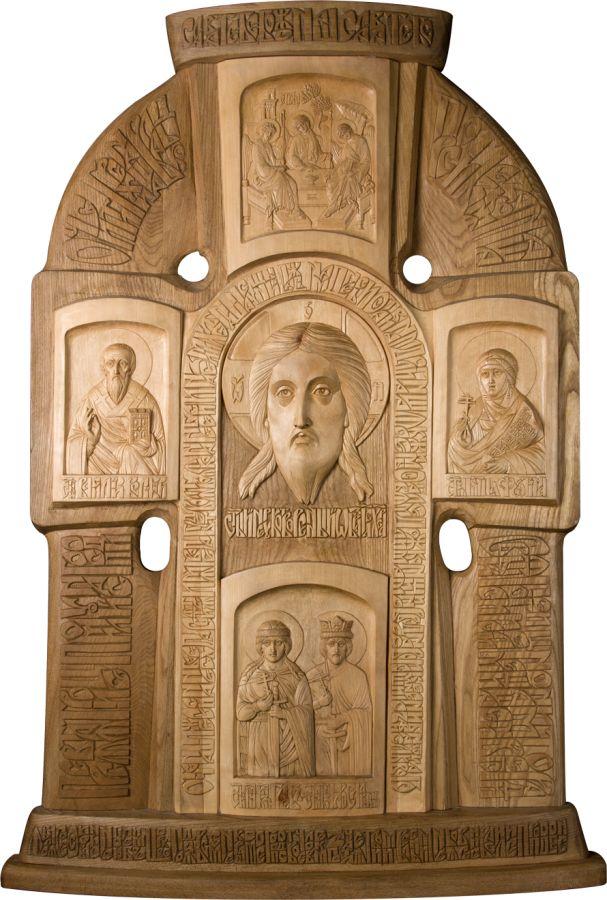 Поклонный крест Золотарёвых. ИконаСегоДня