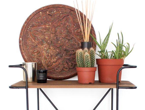 20% korting - Hand gesneden Marokkaanse tafelblad/decoratie