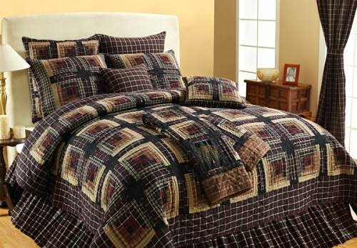 Quot Ashfield Quot Primitive Bedding Home Decor Pinterest