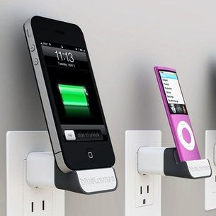 a mini-dock charger for under 20 bucks, cute