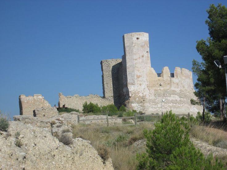 Castillo de ayud calatayud by daniel garcia alhama castles of spain castillos de espa a - Castillo de ayud ...