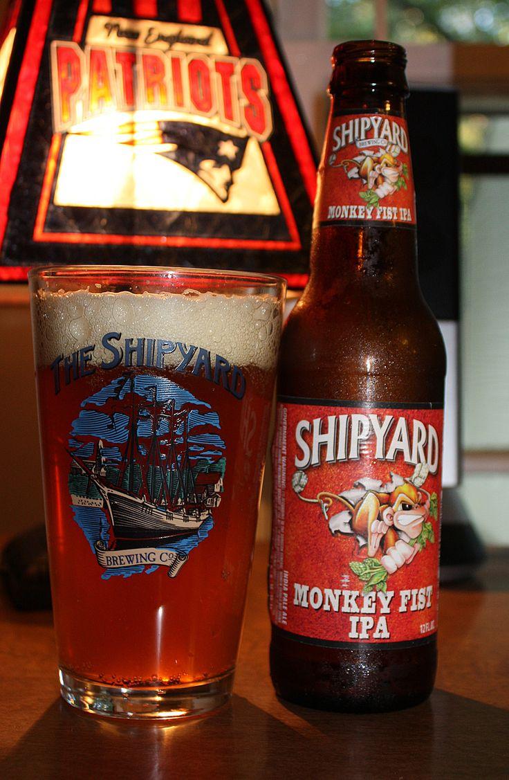 88 best shipyard beer images on pinterest beer craft for Best craft beer brands