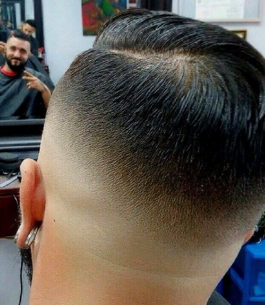 how to tell barber to cut my hair