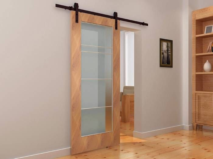 Sliding Barn Doors – making the rooms modern and more spacious ...