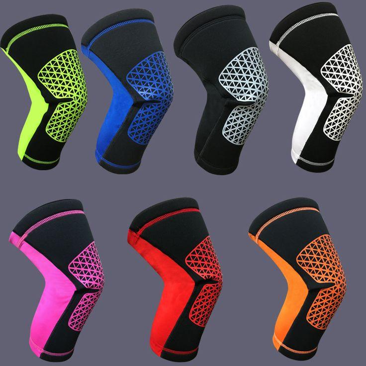 1 pair kneelet knee pads skating thick sponge pad knee