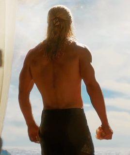 Chris Hemsworth Thor Workout Routine & Diet Plan  #workout #training #gym #Thor #celebrity