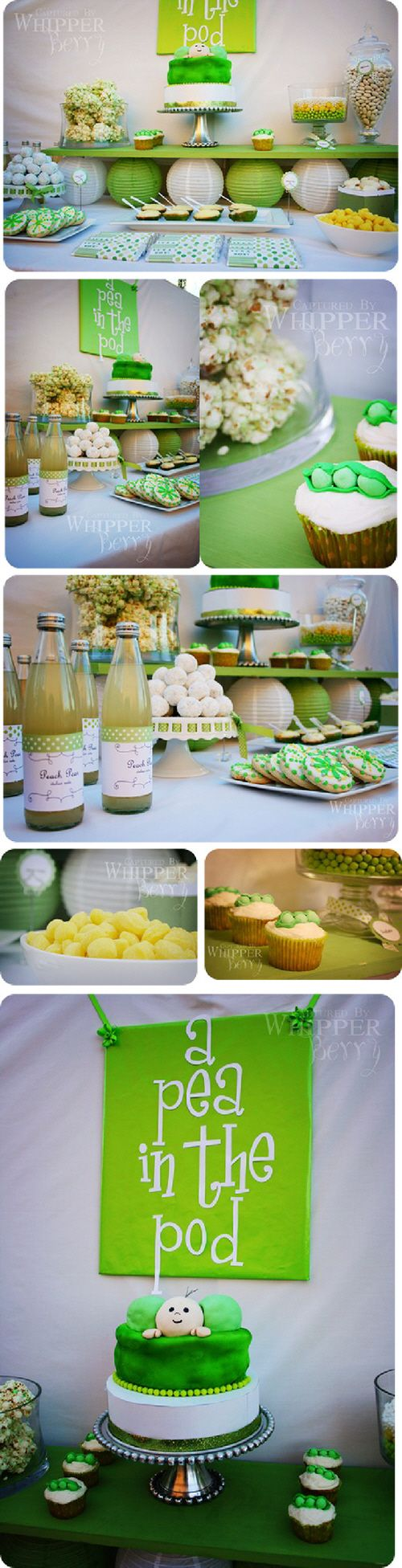 What a cute baby shower idea! Keep this in mind for future showers I'll throw :) @Jamie Sharp (Jack) Like?