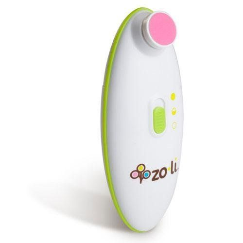 Zo-li Buzz B. Baby Nail Trimmer: http://www.amazon.com/Zo-li-Buzz-Baby-Nail-Trimmer/dp/B003CN0V7Y/?tag=httpbetteraff-20