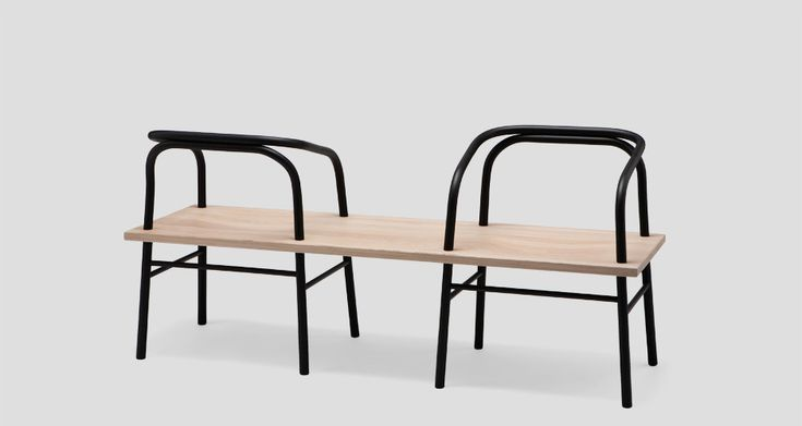 Table, Bench, Chair   Sam Hencht For Established And Sons |  Mobiliario:mesas | Pinterest | Bench And Industrial