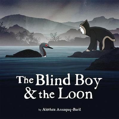 Blinded by his mother a boy goes to the loon for healling. Once he can see again, he gets revenge by causing his mother to drown in the sea, where she turns into a narwhal. Gr.3-6