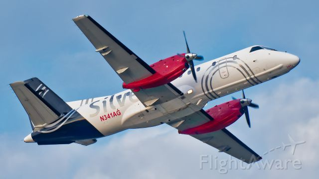 SIL Saab 340 (N341AG)