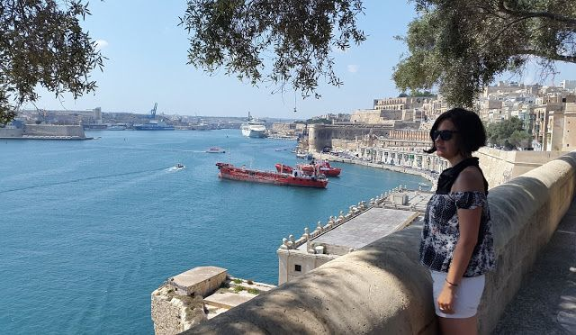 Anne-Marie Ferdean: Malta- part I