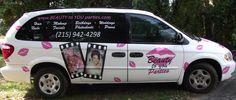 Mobile Beauty Salon, Mobile Hair Salon Bucks County, Home Hairdresser