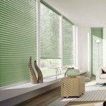 Green Curtain Decoration Ideas