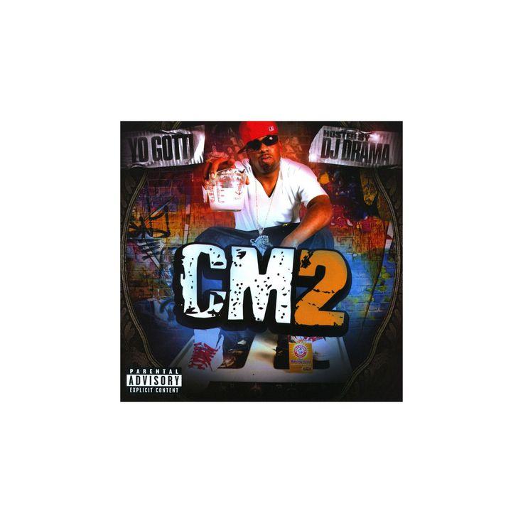 Yo gotti - Cm2 [Explicit Lyrics] (CD)