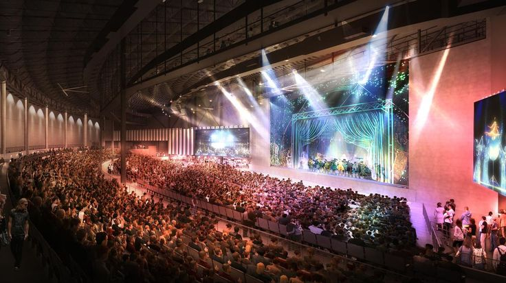 After five years of waiting to fill a void in making Dallas-Fort Worth a major entertainment destination, Live Nation Entertainment Inc. is building a $40 million convertible concert venue at the Music Factory in Irving.